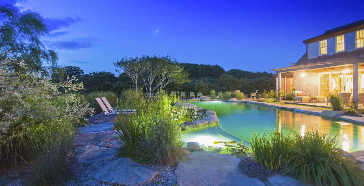 Natural Swimming Pools Nantucket Pools